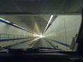 Tunneldurchfahrt sab
