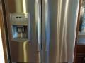 Kühlschrank mit Eiswürfelbereiter sab