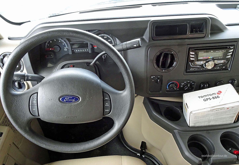 Cockpit whe