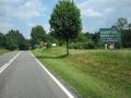Straße Schild Hubertus sab