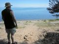 naturbelassener Strand sab