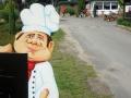 Schild Restaurant sab