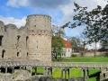 Burg mit Brücke sabof