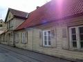 Holzhaus bei der Burg wheof