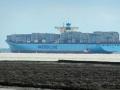 Ebba Maersk Bremerhaven whe