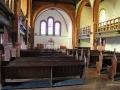 Evluth Kirche in Vilkyskiai Innen whe - Kopie