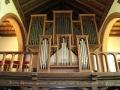Evluth Kirche in Vilkyskiai Orgel whe - Kopie