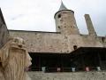 Burg und Löwe sab