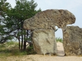 Kap Kolka Skulptur sab
