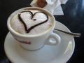 Cappucino mit Herz sab