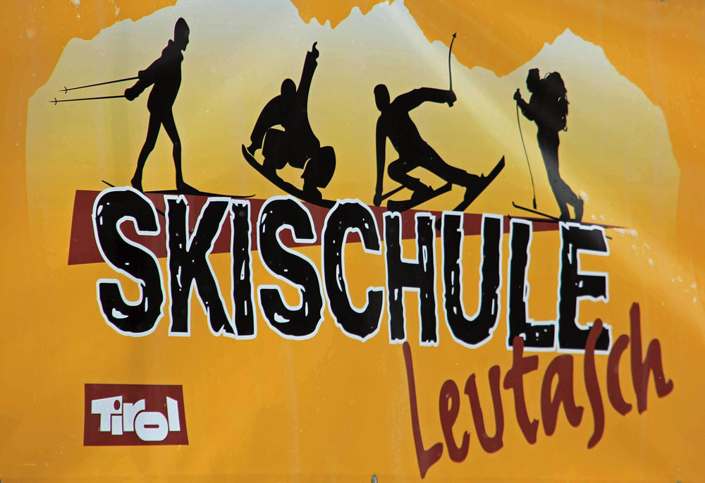Transparent Skischule wheoF
