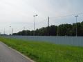 Zaun Autoterminal wheof