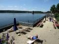 Beach Club whe Moehnesee of
