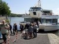 Fahrgastschiff Moehnesee2 whe Moehnesee of