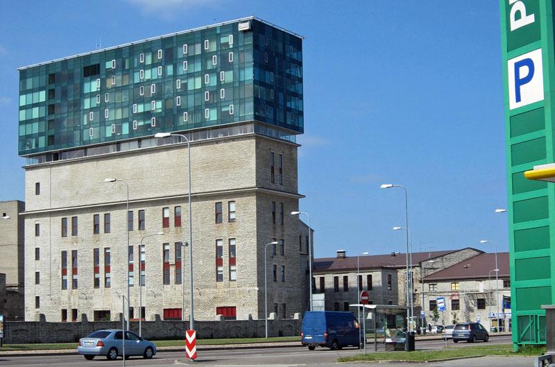 Gebäude sab