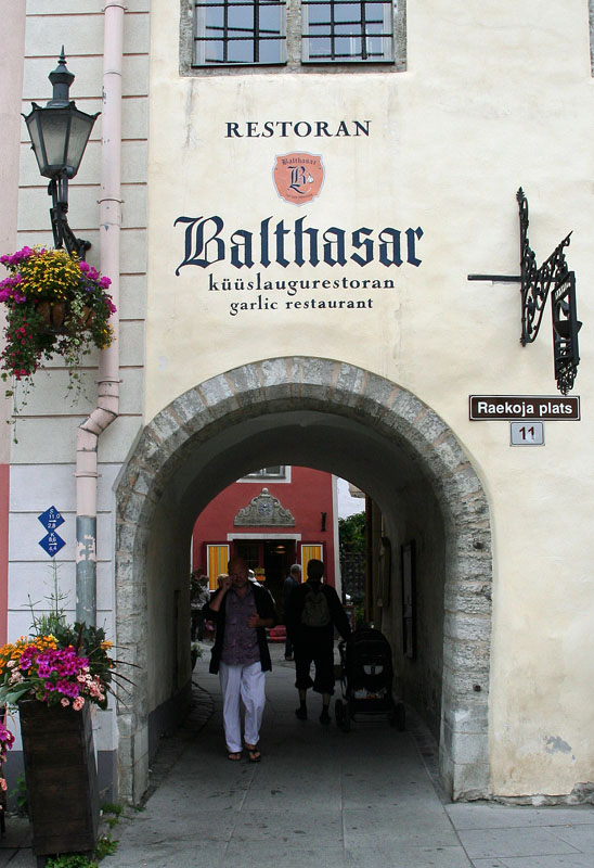 Restoran Balthasar sab