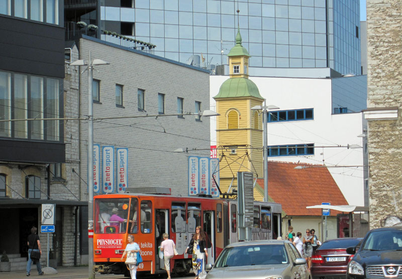 Straßenbahn sab