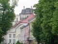 Häuserfront sab