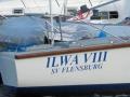 Boot aus Flensburg sab