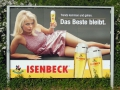 Werbeplakat Isenbeck wheof