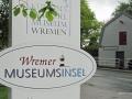 Hinweis Museumsinsel whe