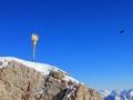 Gipfelkreuz Dohle sabof