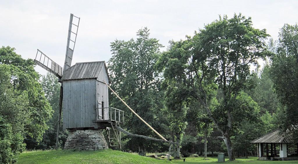Die Museums-Mühle