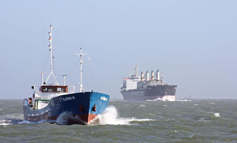 Seefahrt ist unverzichtbar für die weltweite Gesellschaft und Wirtschaft. Foto: Henze
