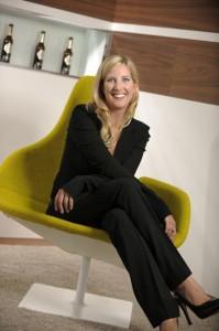 Catharina Cramer (35), Geschäftsführende Gesellschafterin der Warsteiner Gruppe