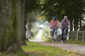 Gut ausgeschilderte Radwege ermöglichen schöne Touren. Foto Sauerland-Tourismus/Dennis Stratmann
