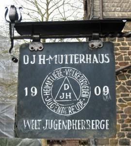 Die Weltjugendherberge auf Burg Altena