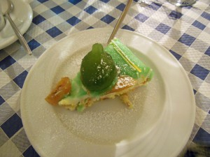 Was für ein Dessert