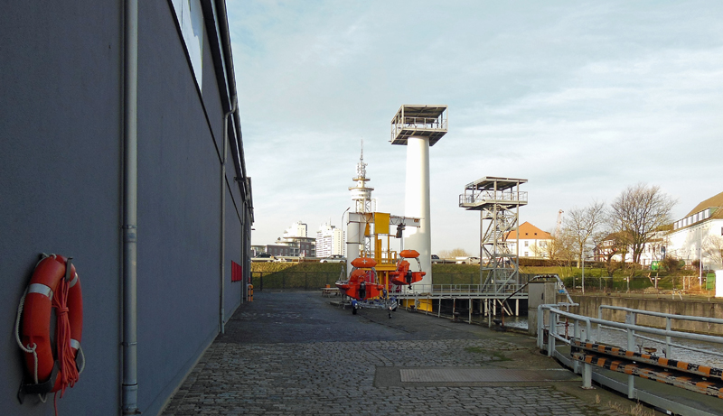 Falck Security Services in Bremerhaven