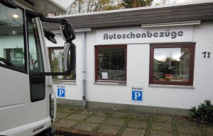 Autobezüge Ostermann in Schwentinental