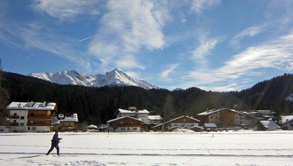 Die Region Seefeld-Leutasch ist ideal für Langlauf-Fans. Fotos: Henze/Sopha