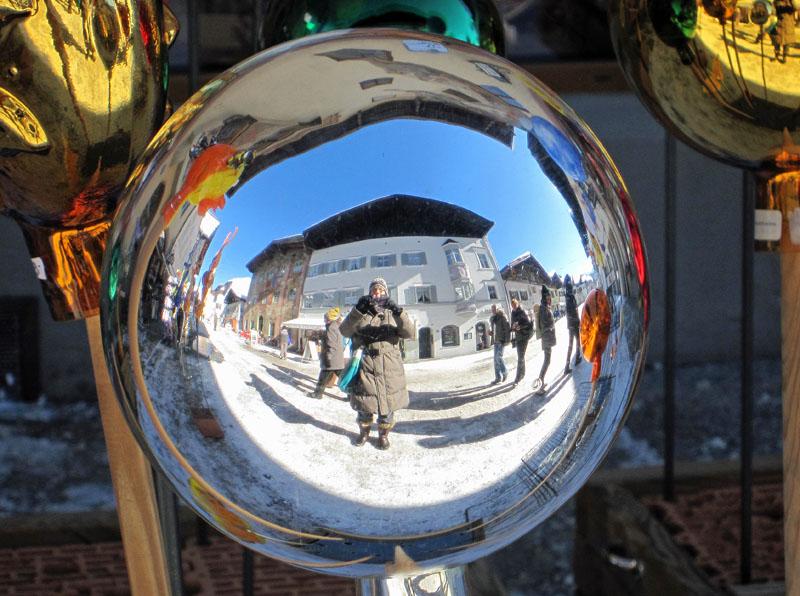 Sabine: Ein ganz besonderes Selfi