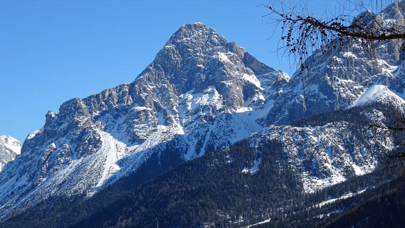 Die Zugspitze: Deutschlands höchster Berg
