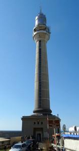 Der Leuchtturm von Beirut gehört ebenfalls zur neuen Küstenradarorganisation