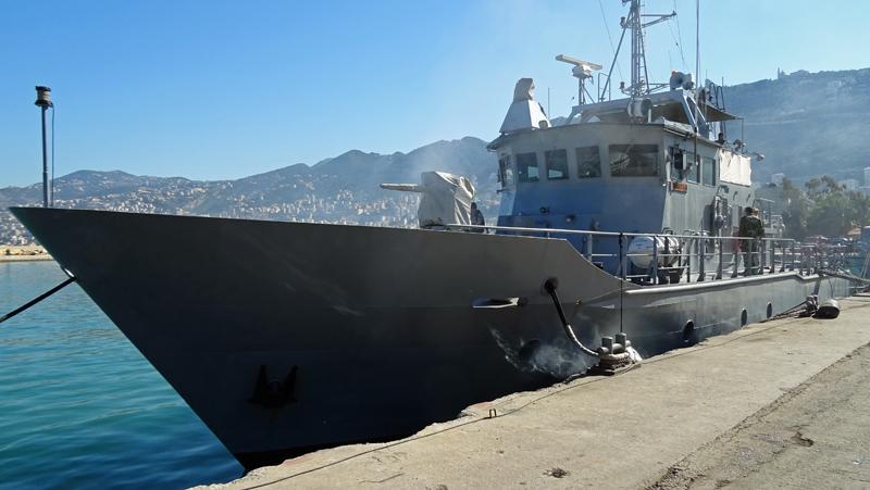 Patrouillenboot Tabarja wheof