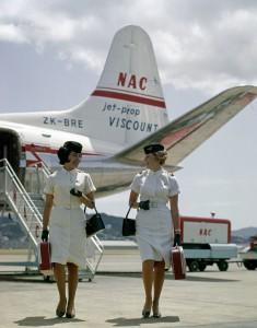 Sommeruniform aus den 1950ern
