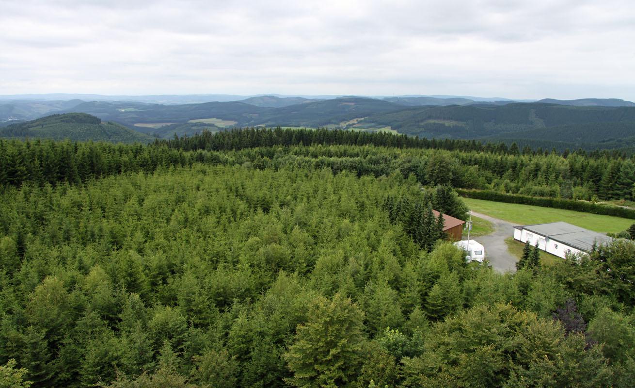Sauerland: Tausend Berge