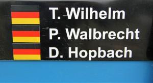 Das Team aus Wuppertal