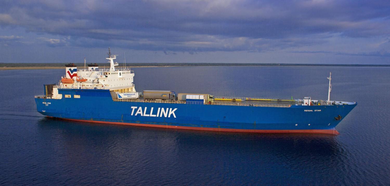 """Die """"Regal Star"""" verkehrt täglich von Paldiski nach Kapellskär. Fotos: Tallink/Henze"""