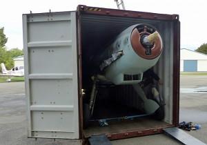Lfz im Container Foto HL
