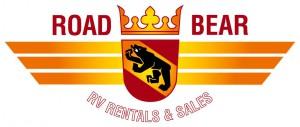 Road Bear RV USA Logo English