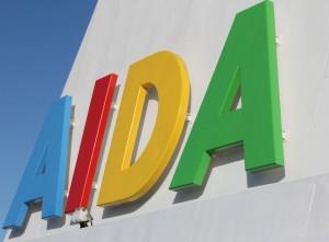 Aida-Cruises gehört zu den Kreuzfahrtreedereien mit den meisten Anläufen in Kiel.