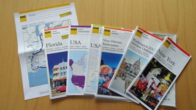 Das Touren-Paket vom ADAC. Fotos: Henze