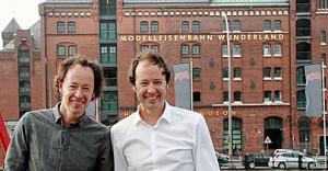 Frederik und Gerrit Braun F wunderland