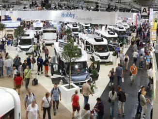 Der Caravan Salon Düsseldorf ist die Camping-Leitmesse in Europa. Fotos: worldwideontour.de, Messe Düsseldorf
