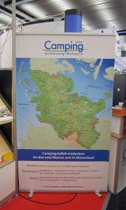 Camping boomt auch in Schleswig-Holstein, liegt jedoch hinter dem Bundestrend.